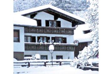 Rakousko Penzión Obervellach, Exteriér