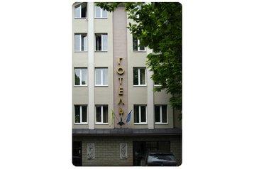 Ukrajna Hotel Ľviv, Lviv, Exteriőr