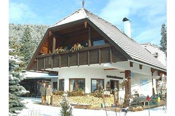 Rakousko Privát Seeboden, Exteriér