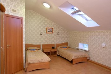 Rusko Hotel Vyborg, Exteriér