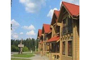 Lotyšsko Hotel Līgatne, Exteriér