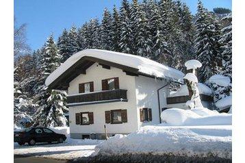 Rakúsko Chata Saalbach-Hinterglemm, Exteriér