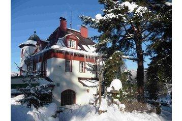 Tschechien Hotel Jáchymov, Exterieur