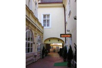 Česko Hotel Praha, Exteriér