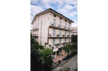 Olaszország Hotel Rimini, Exteriőr