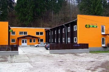 Slowakei Hotel Oščadnica, Exterieur
