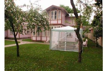 Lotyšsko Penzión Jūrmala, Exteriér