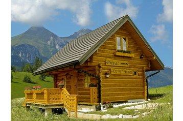 Slowakei Chata Ždiar, Exterieur