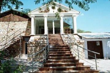 Macedónsko Hotel Prilep, Exteriér