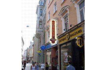 Lotyšsko Privát Riga / Rīga, Exteriér