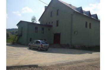 Slowakei Penzión Skalité, Exterieur