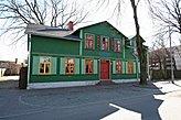 Hotel Ventspils Lotyšsko