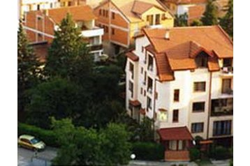 Macedónsko Hotel Skopje, Exteriér