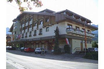 Rakousko Hotel Latschach, Exteriér