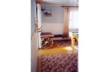 Bielorusko Chata Novoselki, Interiér