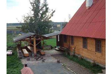 Bielorusko Chata Dokudovo, Exteriér