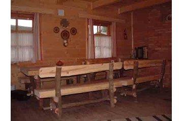 Bielorusko Chata Dokudovo, Interiér