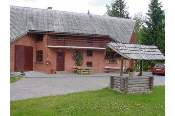 Lotyšsko Privát Rubene, Exteriér