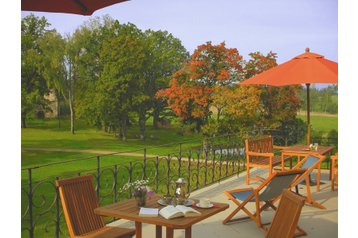 Lotyšsko Hotel Cesvaine, Exteriér