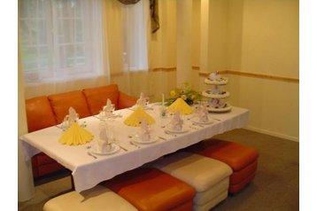 Lotyšsko Penzión Sigulda, Exteriér
