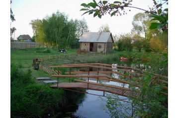 Bielorusko Chata Olizarov-Stav, Exteriér