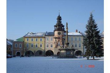 Česko Hotel Hostinné, Exteriér