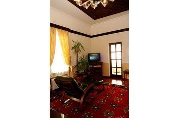 Macedónsko Hotel Ohrid, Exteriér