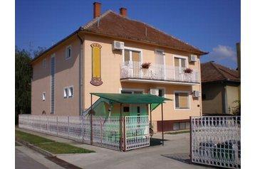 Srbsko Penzión Kanjiža, Exteriér