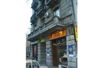 Srbsko Hotel Beograd, Exteriér