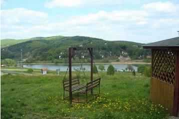 Slovensko Chata Domaša, Exteriér