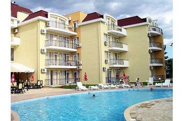 Bulharsko Hotel Balchik, Balčik, Exteriér