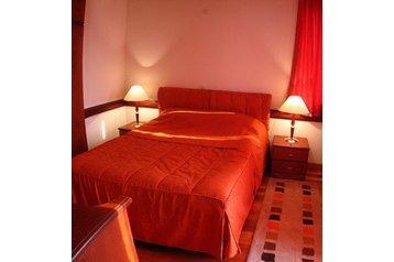 Macedónsko Hotel Peštani, Exteriér