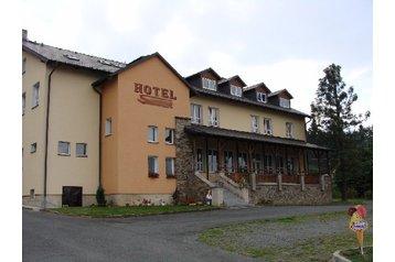 Česko Hotel Díly, Exteriér