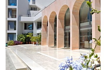 Grecia Hotel Marmari, Esterno