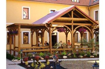 Česko Hotel Skalná, Exteriér