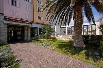 Chorvátsko Hotel Rab, Exteriér