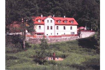 Česko Penzión Poběžovice, Exteriér