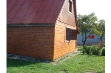 Slovakija Chata Potok, Eksterjeras