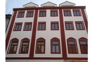 Česko Hotel Písek, Exteriér
