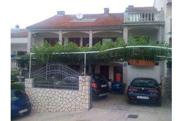 Chorvatsko Privát Crikvenica, Exteriér