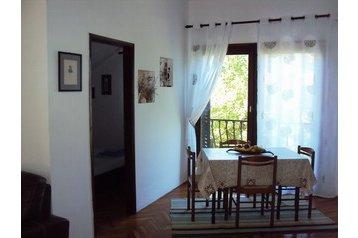 Chorvátsko Byt Malinska, Exteriér