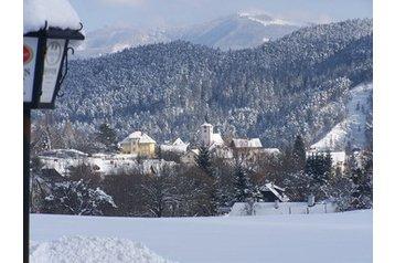 Rakousko Penzión Türnitz, Exteriér