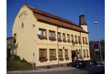 Tschechien Hotel Stříbro, Exterieur