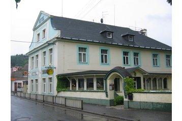 Česko Hotel Sázava, Exteriér