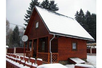 Slovakija Chata Turík, Eksterjeras