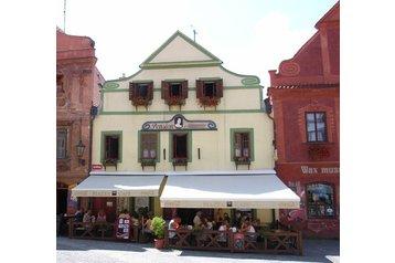 Tschechien Penzión Český Krumlov, Krumau, Exterieur
