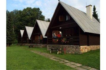 Slovakia Bungalov Turček, Exterior