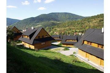 Slowakei Byt Terchová, Exterieur