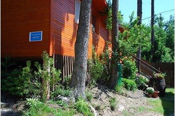Slovakia Chata Modra, Exterior