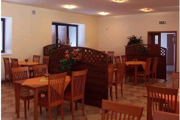 Česko Hotel Tučapy, Exteriér